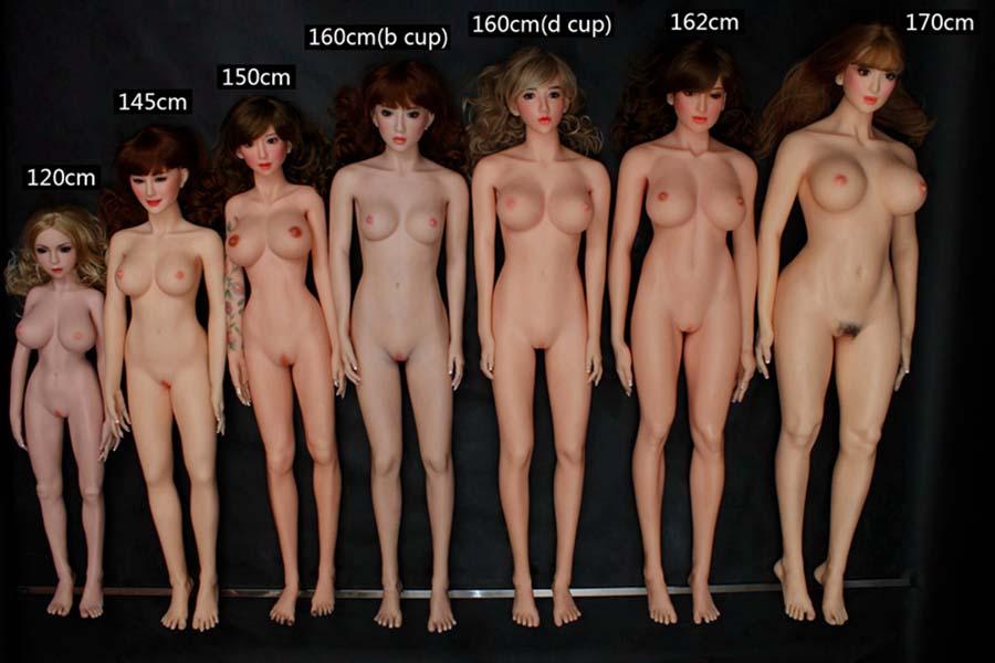 Comparaison des poupées Z-onedoll