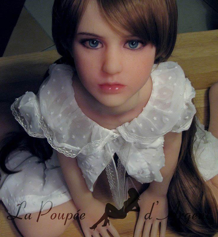 JM Doll 65cm Natasha blonde - La Poupée dArgent