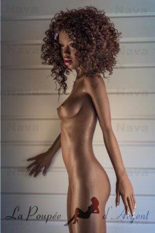 WM Dolls 168cm Sex doll Africaine Love Doll Poupée Grandeur Nature pour Adultes