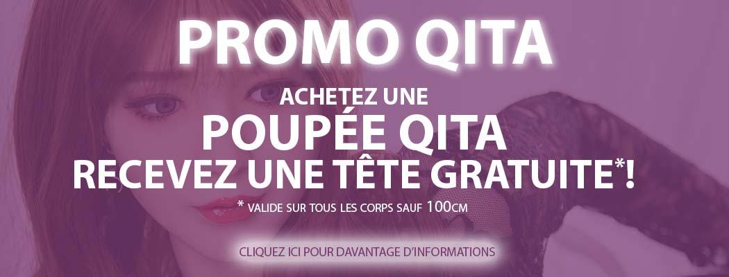 Promo Qita Tête Offerte
