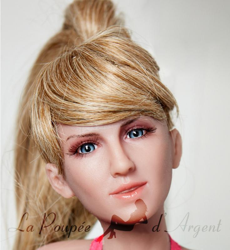 JM Doll 110cm Olivia - La Poupée dArgent