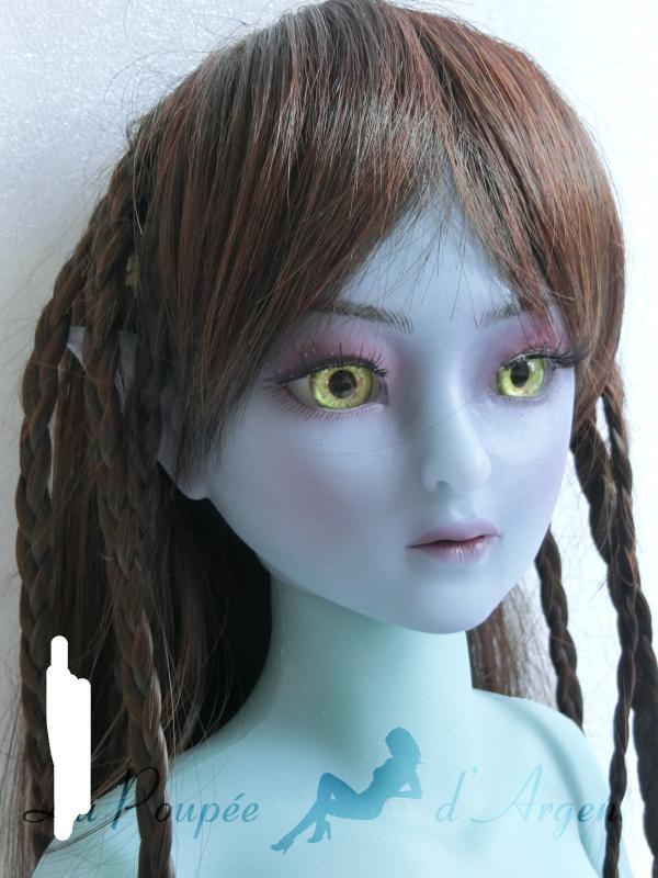 JM Doll 142cm Lexa Blonde - La Poupée dArgent