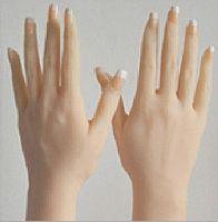 WM Dolls 100cm Ongles des doigts Clairs