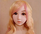 WM Dolls 100cm Perruque Blonde
